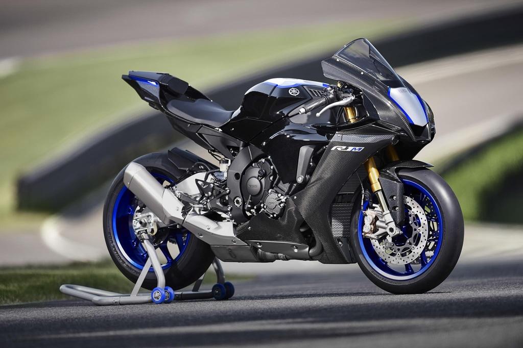 Yamaha YZF-R1 2020 chinh thuc lo dien, giong het R6 hinh anh 9