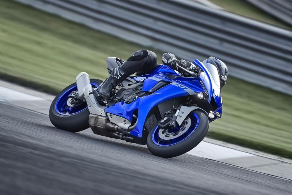 Yamaha YZF-R1 2020 chinh thuc lo dien, giong het R6 hinh anh 7