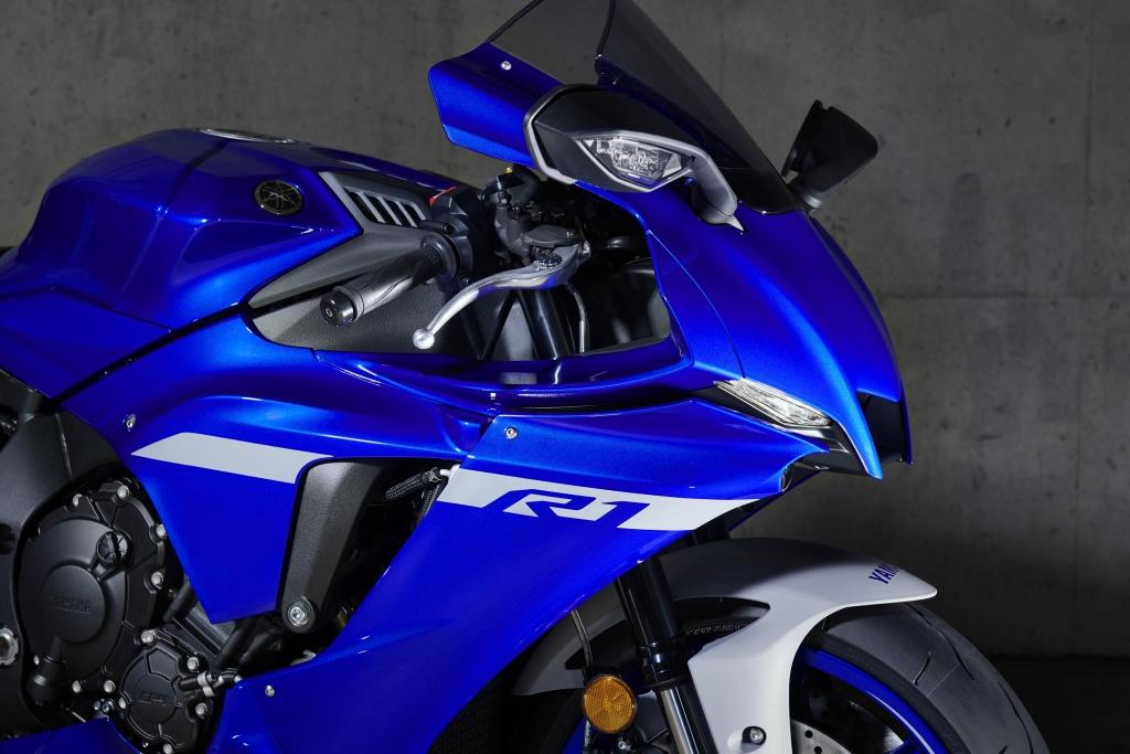 Yamaha YZF-R1 2020 chinh thuc lo dien, giong het R6 hinh anh 5