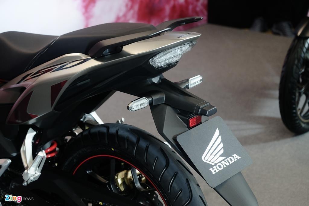 Nguoi dung tranh cai ve den xi-nhan tren Honda Winner X hinh anh 2