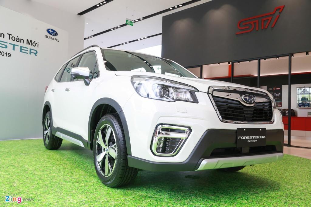 Chi tiet Subaru Forester nhap khau Thai Lan, cao nhat 1,288 ty dong hinh anh 12