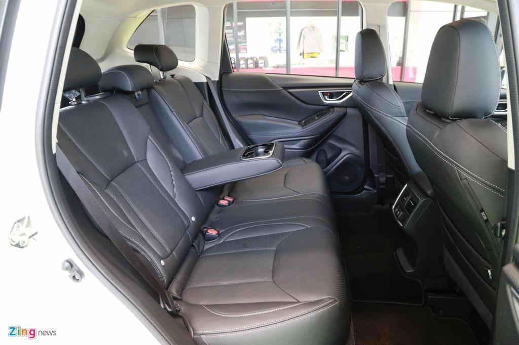 Chi tiet Subaru Forester nhap khau Thai Lan, cao nhat 1,288 ty dong hinh anh 8