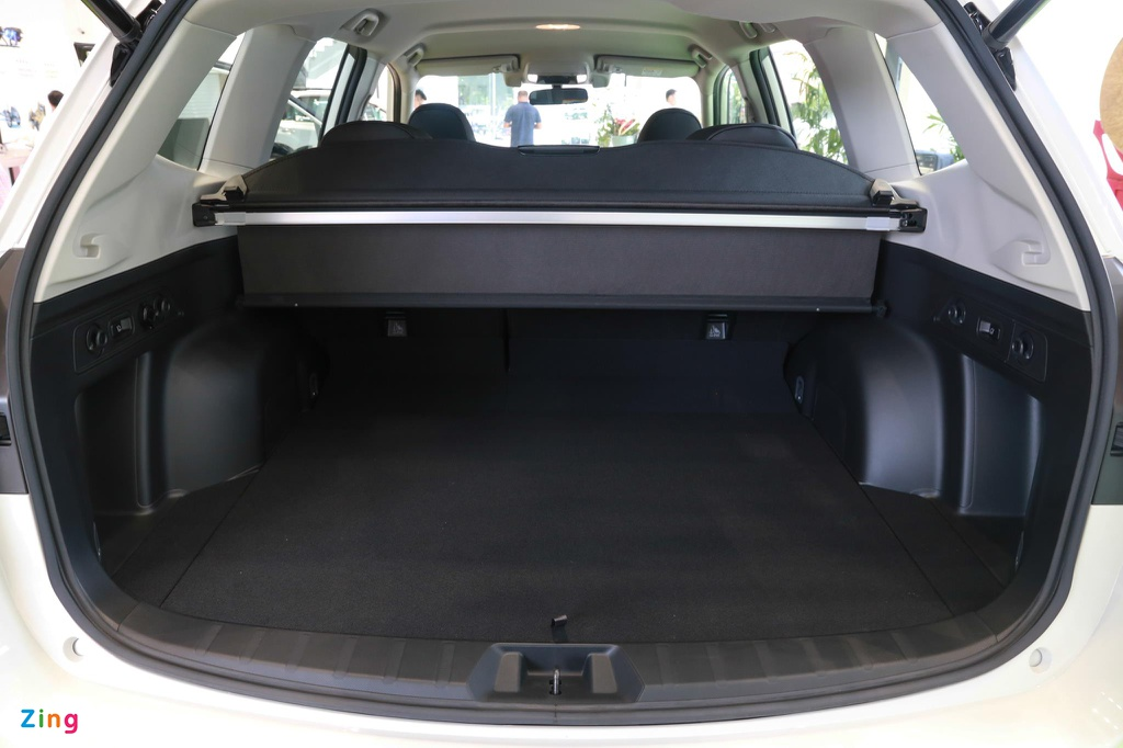 Chi tiet Subaru Forester nhap khau Thai Lan, cao nhat 1,288 ty dong hinh anh 11