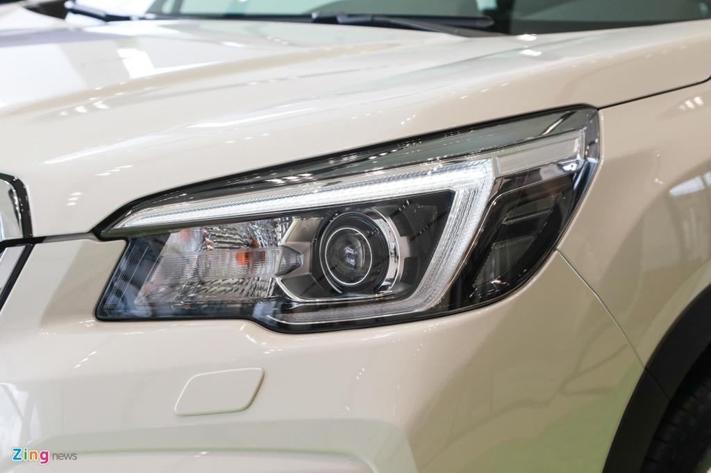 Chi tiet Subaru Forester nhap khau Thai Lan, cao nhat 1,288 ty dong hinh anh 3