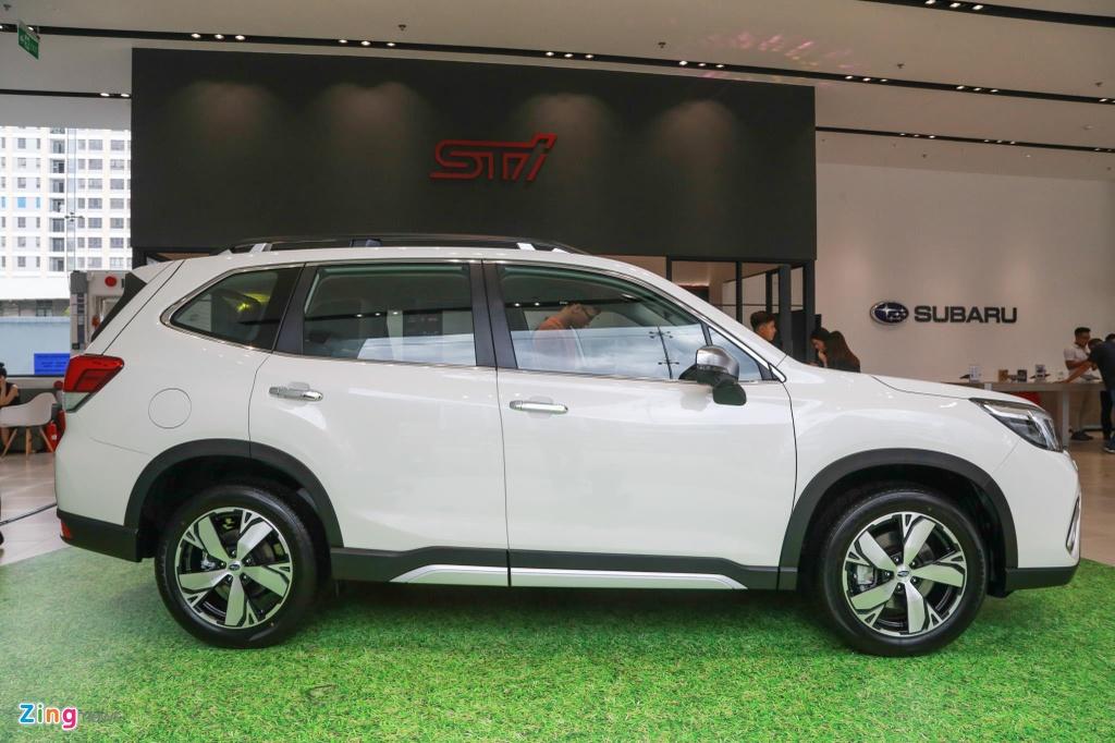 Chi tiet Subaru Forester nhap khau Thai Lan, cao nhat 1,288 ty dong hinh anh 13