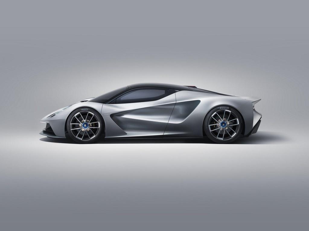 Sieu xe manh nhat the gioi Lotus Evija ra mat, gia 2,1 trieu USD hinh anh 11