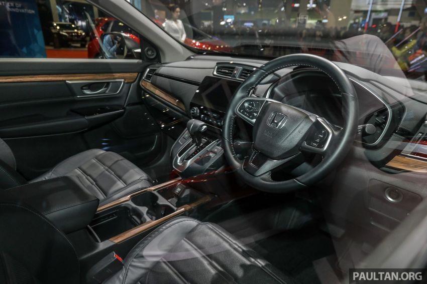 Ban dac biet Honda CR-V Mugen gioi han 300 chiec, gia hon 37.000 USD hinh anh 7