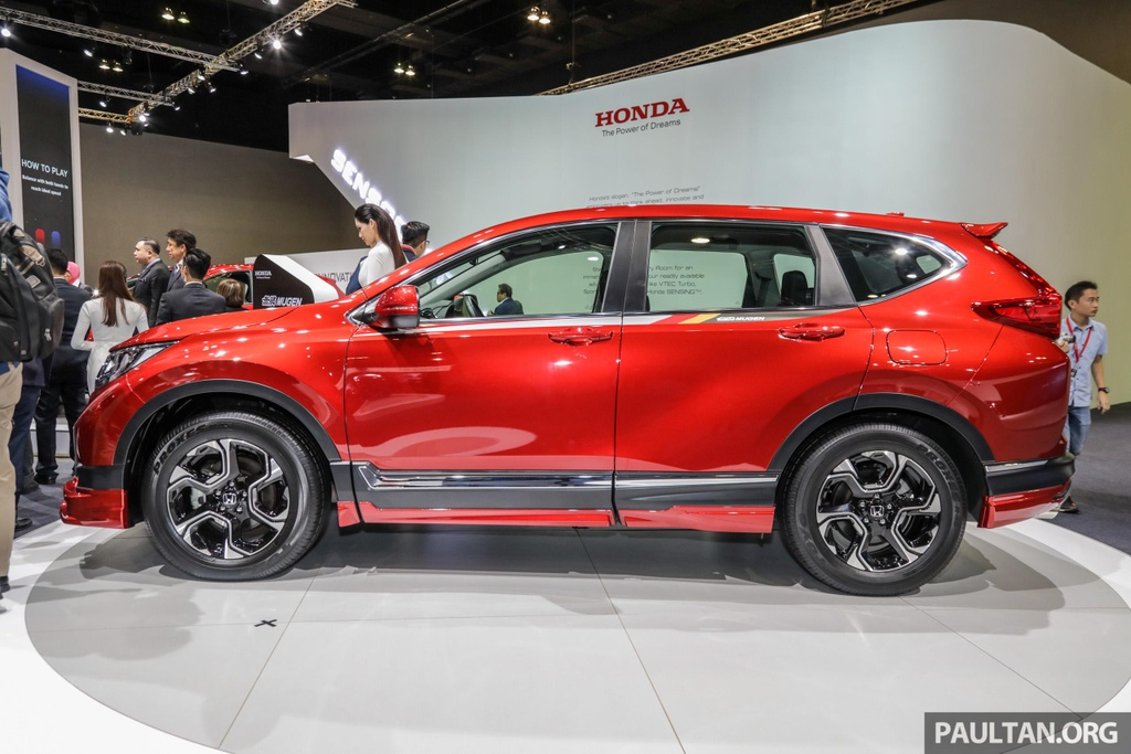 Ban dac biet Honda CR-V Mugen gioi han 300 chiec, gia hon 37.000 USD hinh anh 3