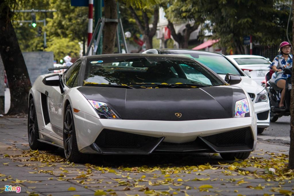 Sieu xe hang hiem Lamborghini Gallardo Superleggera tai xuat anh 1