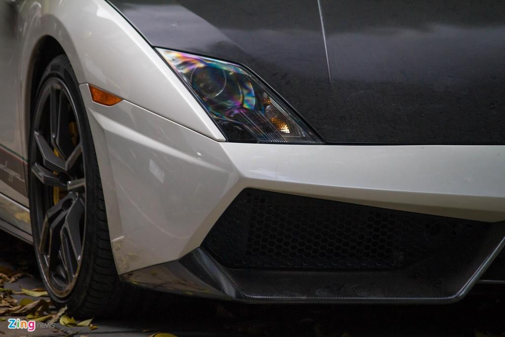 Sieu xe hang hiem Lamborghini Gallardo Superleggera tai xuat anh 3
