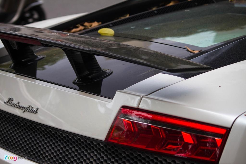 Sieu xe hang hiem Lamborghini Gallardo Superleggera tai xuat anh 8