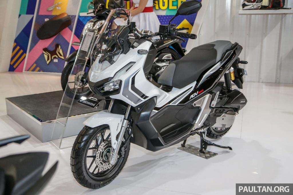 So sanh Honda ADV 150 va Yamaha NVX 155 anh 3