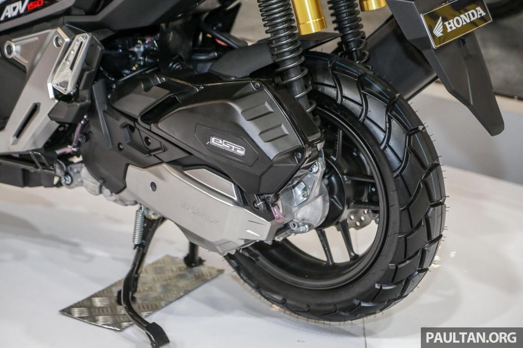 So sanh Honda ADV 150 va Yamaha NVX 155 anh 13