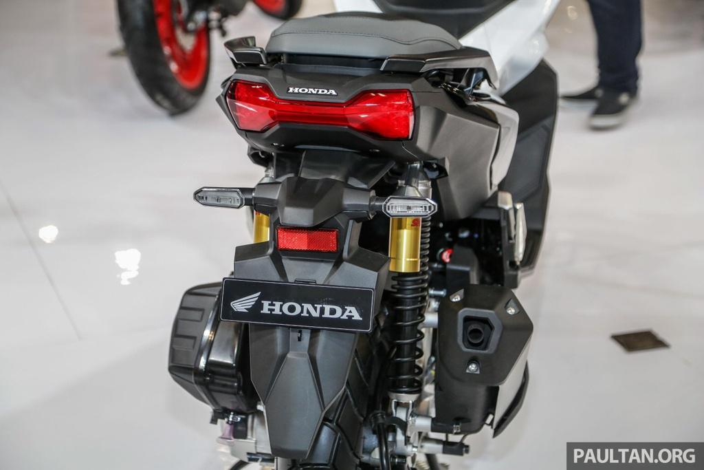 So sanh Honda ADV 150 va Yamaha NVX 155 anh 7