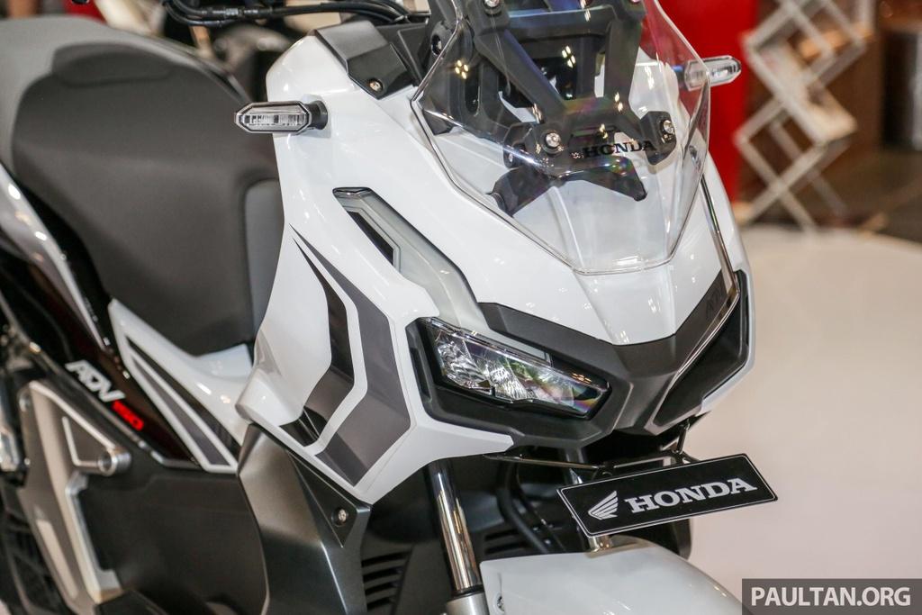 So sanh Honda ADV 150 va Yamaha NVX 155 anh 5