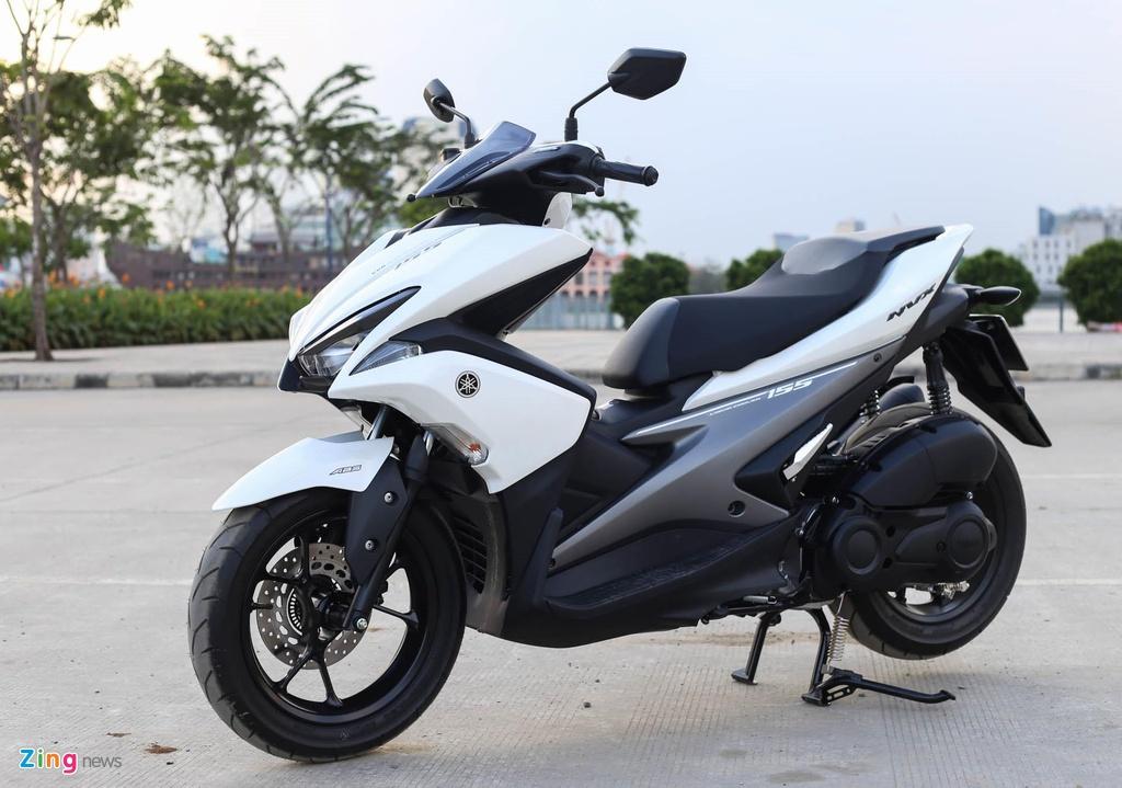 So sanh Honda ADV 150 va Yamaha NVX 155 anh 4
