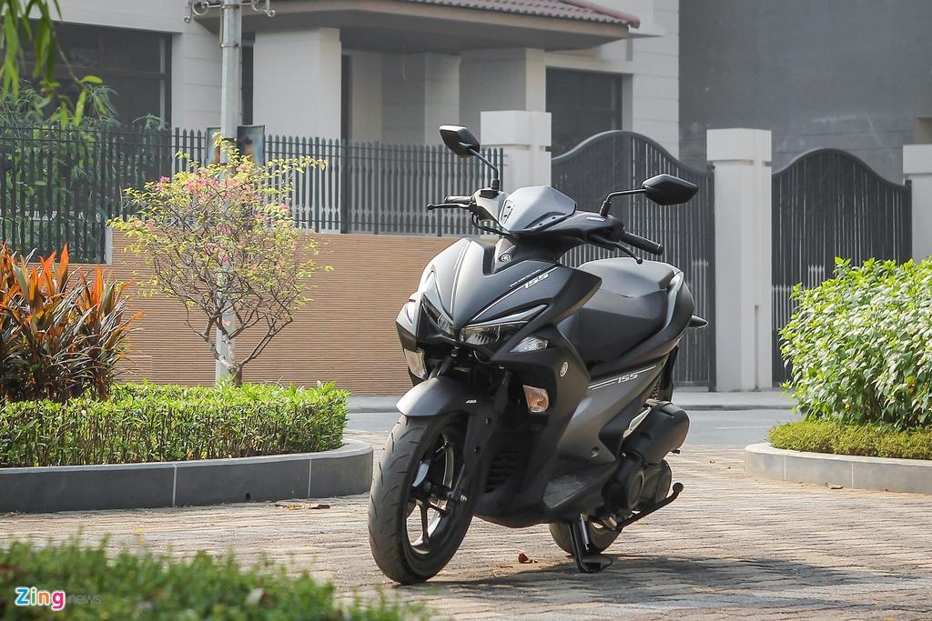 So sanh Honda ADV 150 va Yamaha NVX 155 anh 2