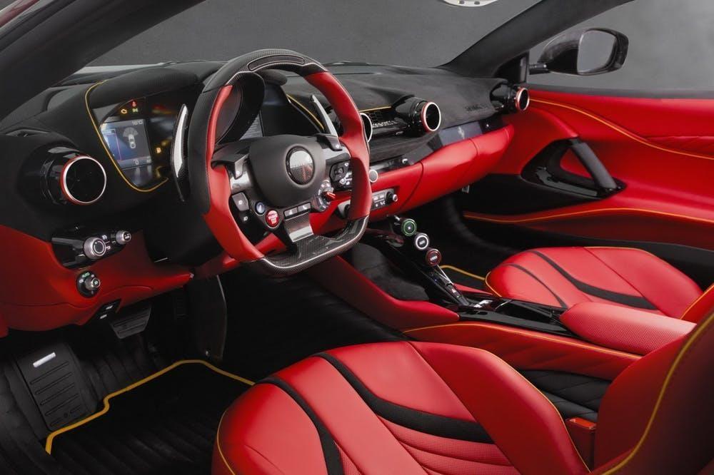 Chiem nguong ban do Mansory Ferrari 812 Superfast manh 830 ma luc hinh anh 5