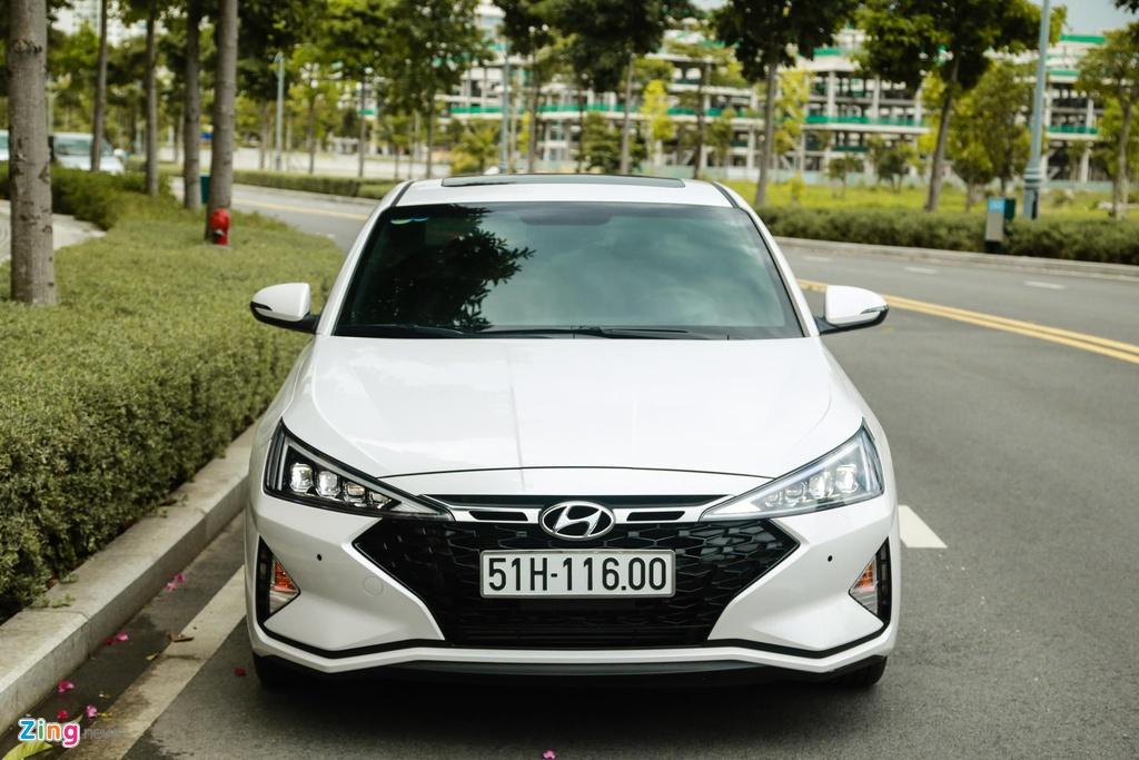 So sanh Honda Civic RS va Hyundai Elantra Sport anh 4
