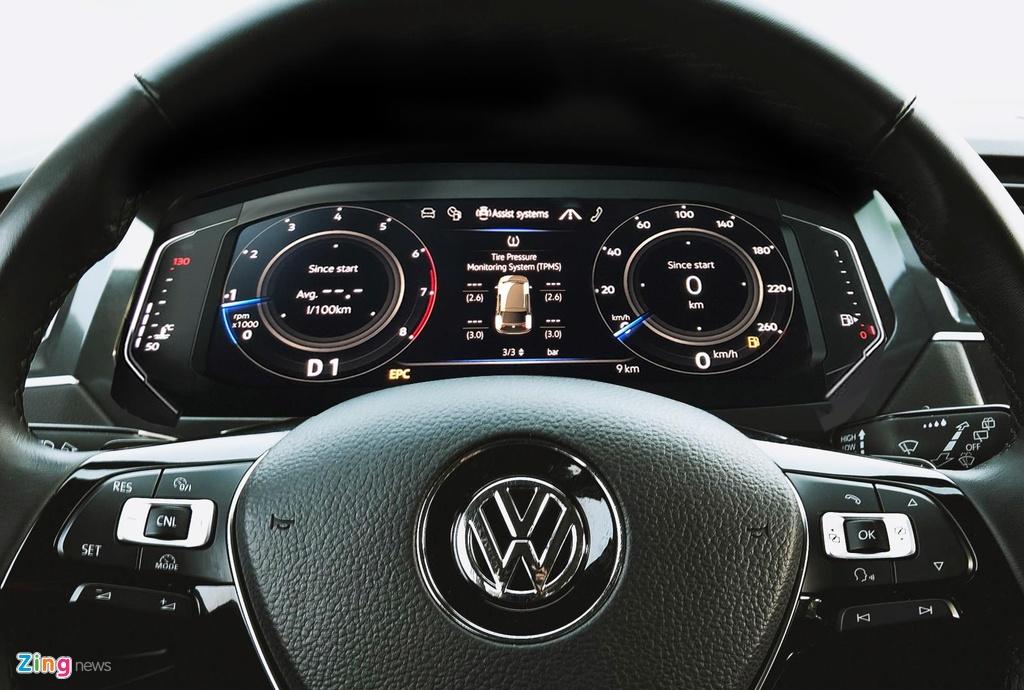 Volkswagen Tiguan Allspace ban cao cap nhat ra mat VN, gia 1,85 ty hinh anh 5