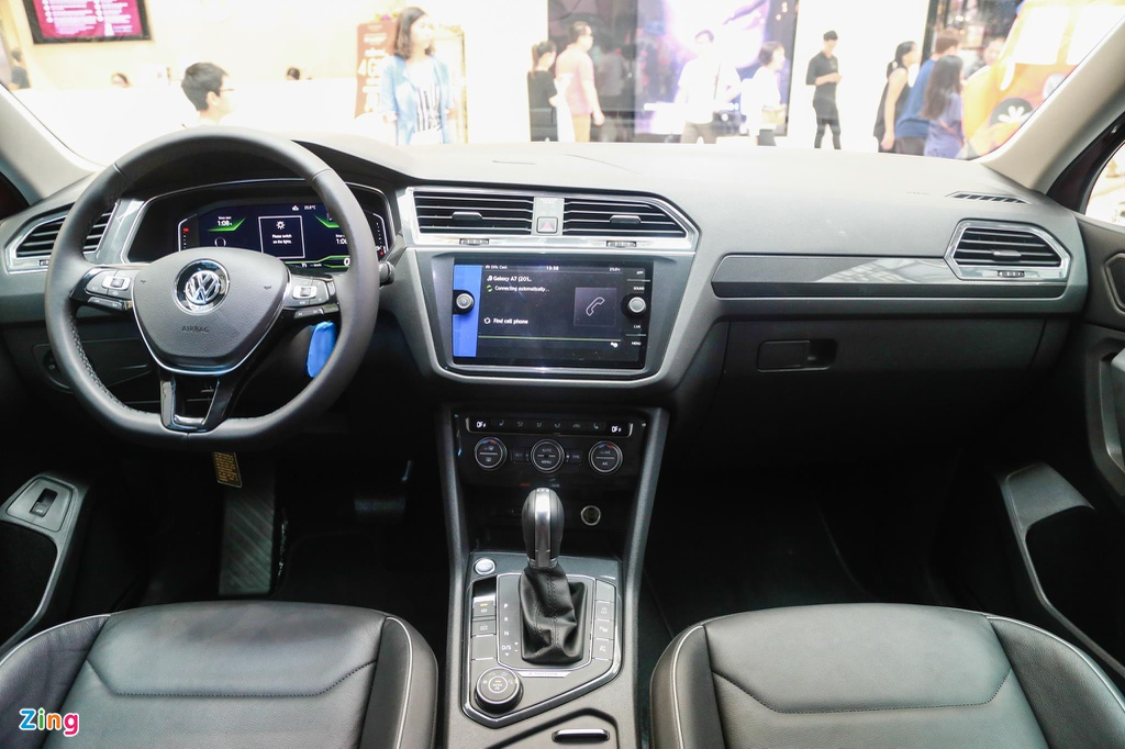 Volkswagen Tiguan Allspace ban cao cap nhat ra mat VN, gia 1,85 ty hinh anh 6