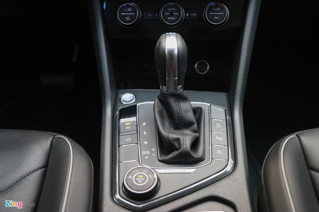 Volkswagen Tiguan Allspace ban cao cap nhat ra mat VN, gia 1,85 ty hinh anh 7