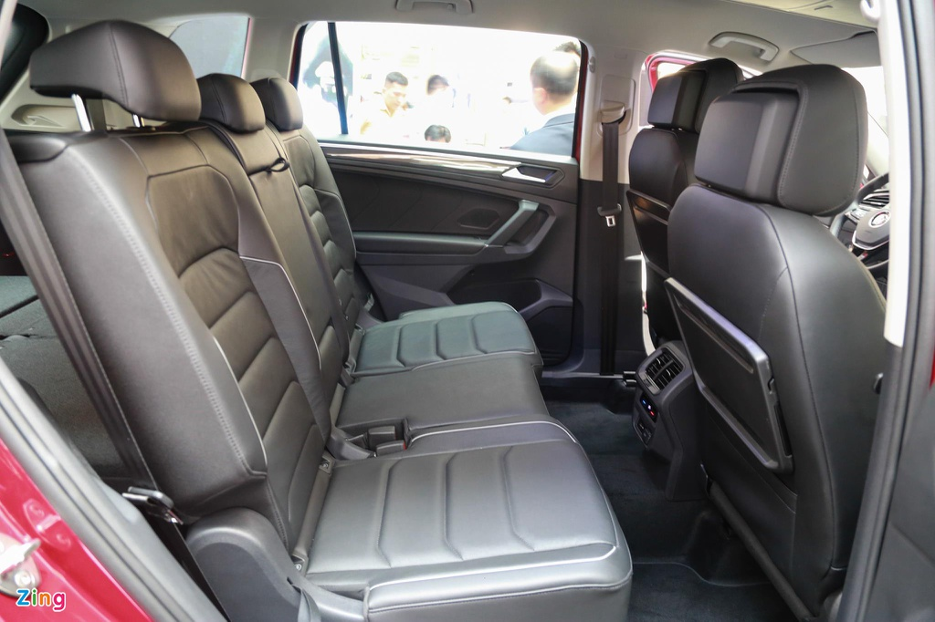 Volkswagen Tiguan Allspace ban cao cap nhat ra mat VN, gia 1,85 ty hinh anh 8