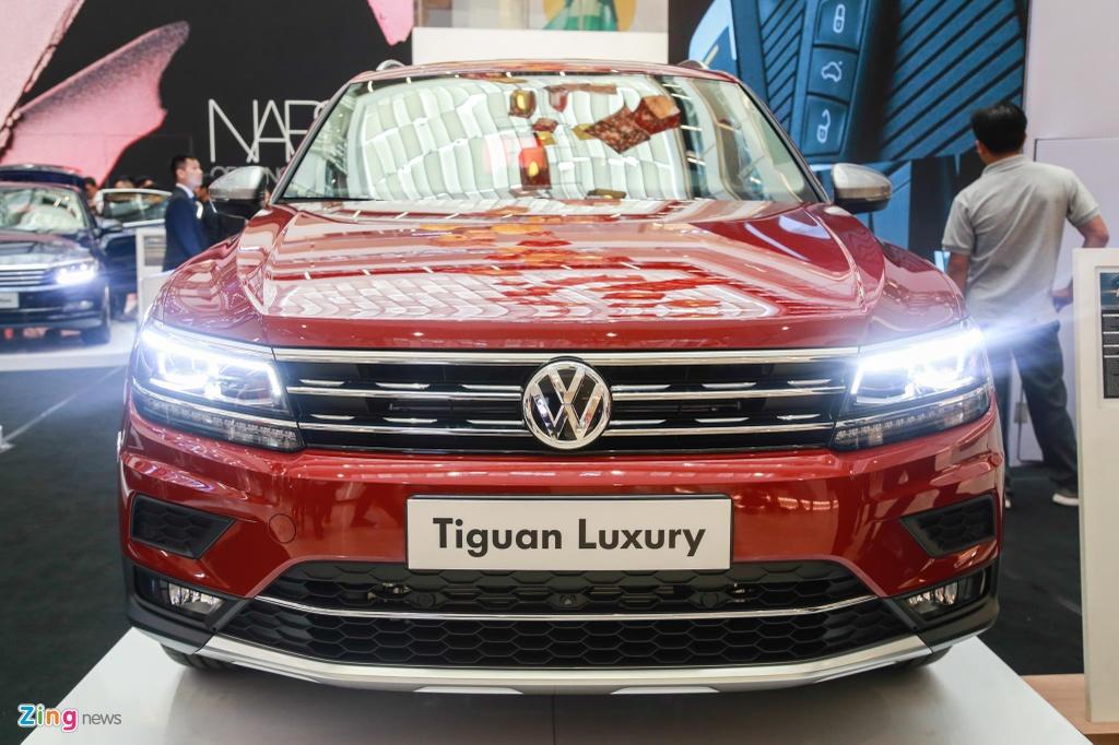 Volkswagen Tiguan Allspace ban cao cap nhat ra mat VN, gia 1,85 ty hinh anh 2