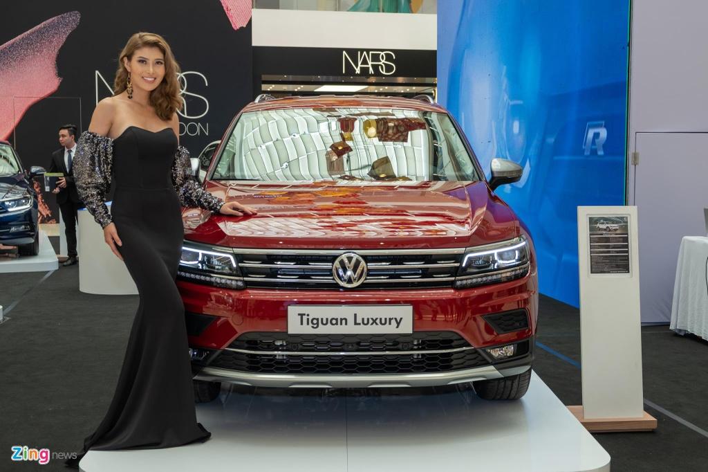 Volkswagen Tiguan Allspace ban cao cap nhat ra mat VN, gia 1,85 ty hinh anh 9
