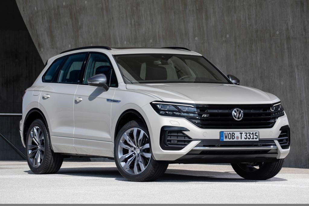 Volkswagen Touareg One Million ra mat, gia hon 90.000 USD hinh anh 3