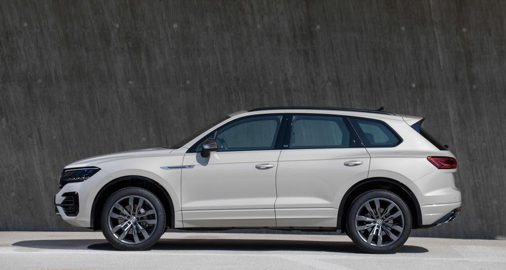 Volkswagen Touareg One Million ra mat, gia hon 90.000 USD hinh anh 4