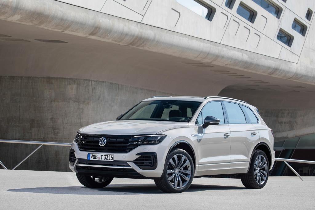 Volkswagen Touareg One Million ra mat, gia hon 90.000 USD hinh anh 2