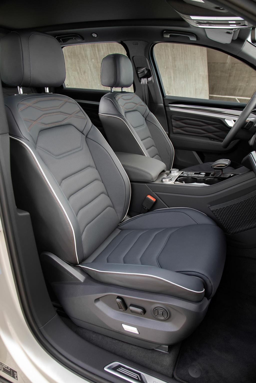 Volkswagen Touareg One Million ra mat, gia hon 90.000 USD hinh anh 6