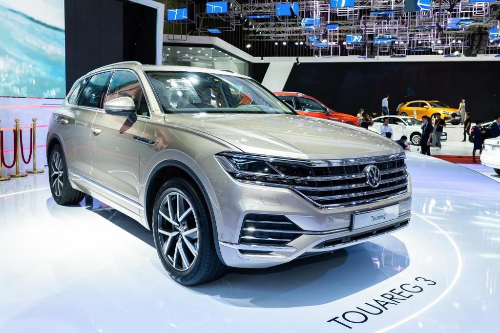 Volkswagen Touareg One Million ra mat, gia hon 90.000 USD hinh anh 1