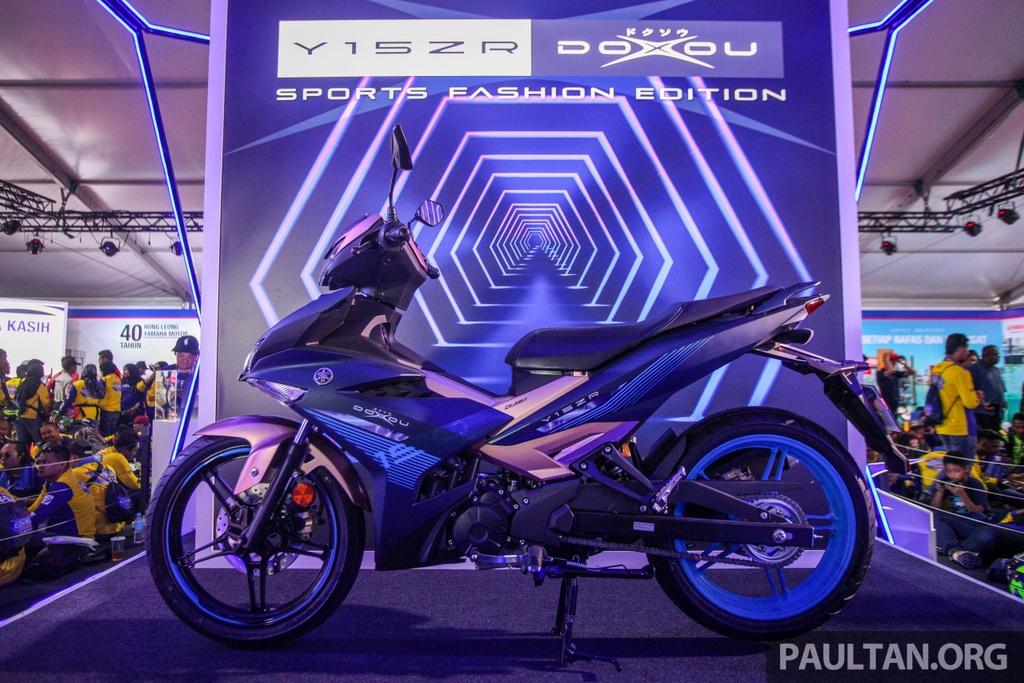 Yamaha Exciter 150 va NVX 155 co them phien ban moi hinh anh 4