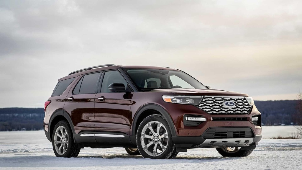 Danh gia Ford Explorer 2020 - nhieu cai tien ca thiet ke lan dong co hinh anh 2