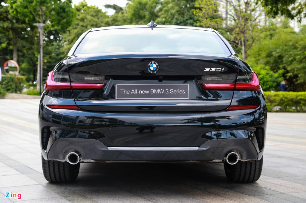 Chi tiet BMW 330i M Sport gia 2, 38 ty tai VN anh 5