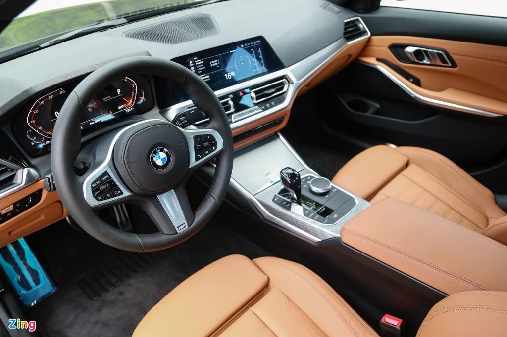 Chi tiet BMW 330i M Sport gia 2, 38 ty tai VN anh 7