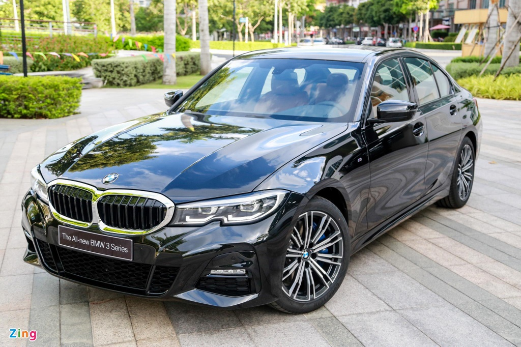 Chi tiet BMW 330i M Sport gia 2, 38 ty tai VN anh 4