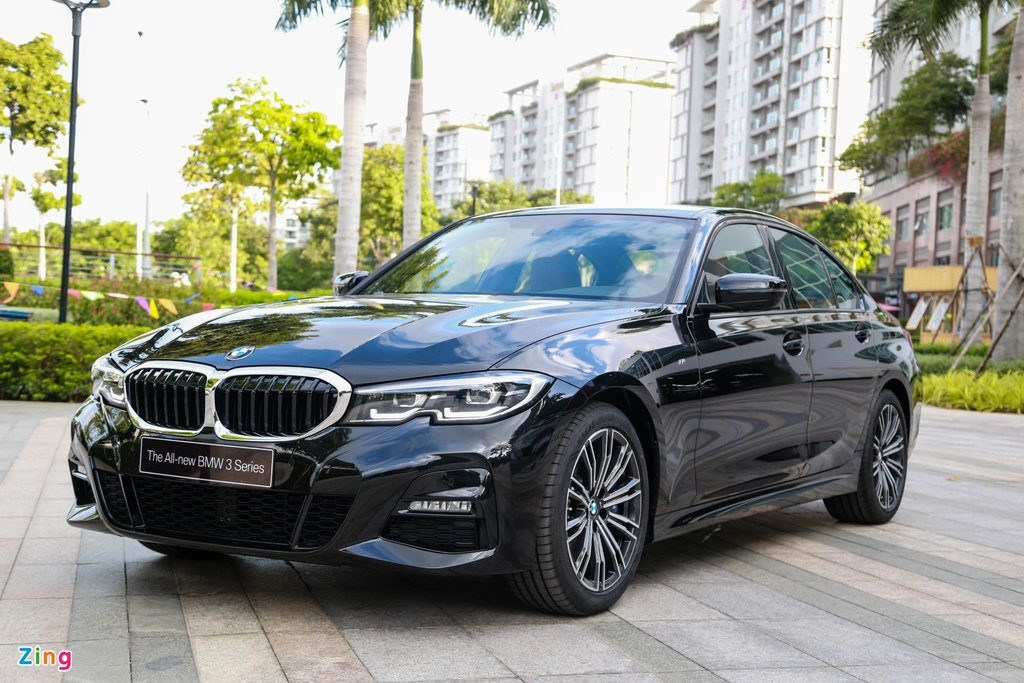 Chi tiet BMW 330i M Sport gia 2, 38 ty tai VN anh 11