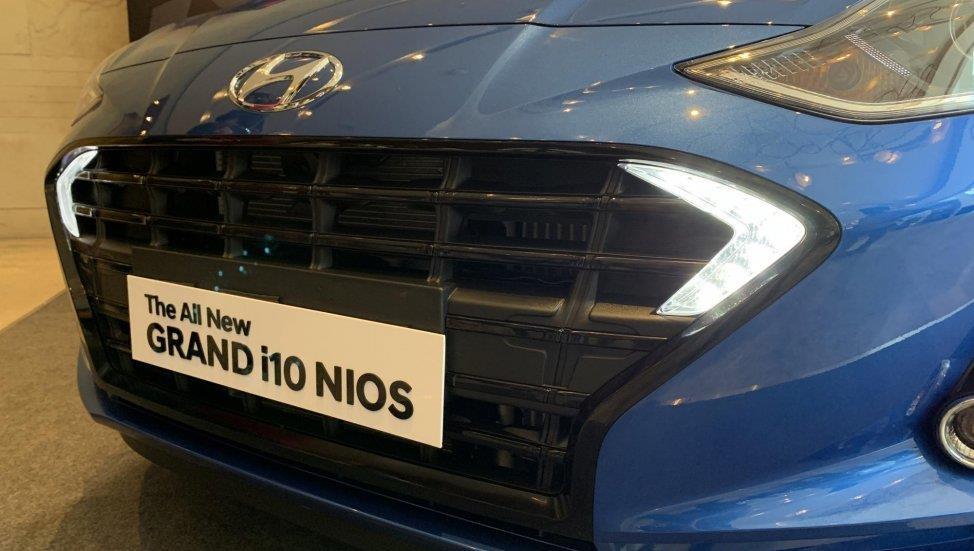 Hyundai Grand i10 moi khac gi so voi phien ban dang ban o VN? hinh anh 6