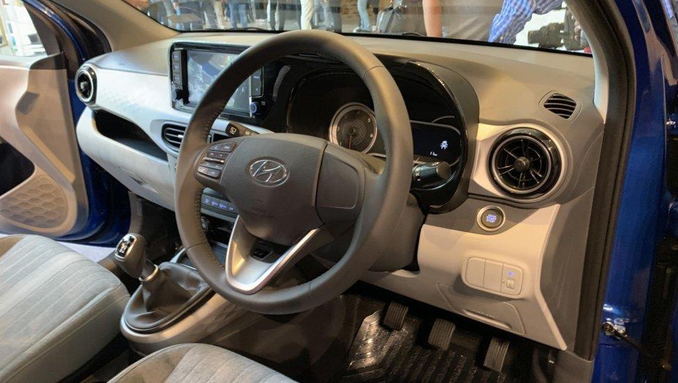 Hyundai Grand i10 moi khac gi so voi phien ban dang ban o VN? hinh anh 9