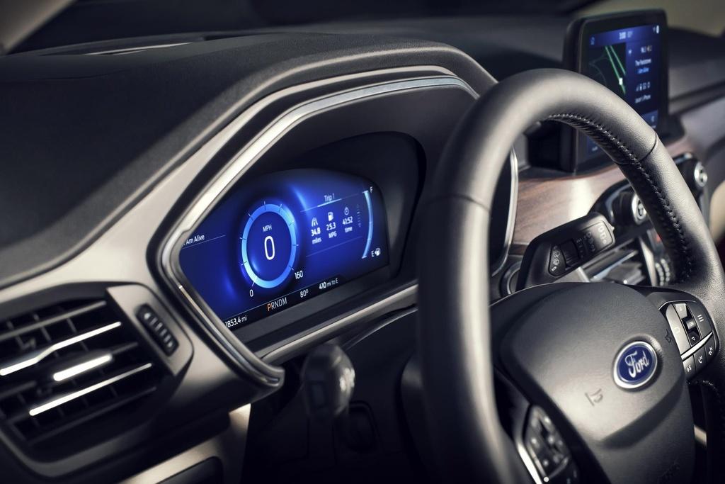 Ford Escape 2020 da co gia ban chinh thuc hinh anh 9