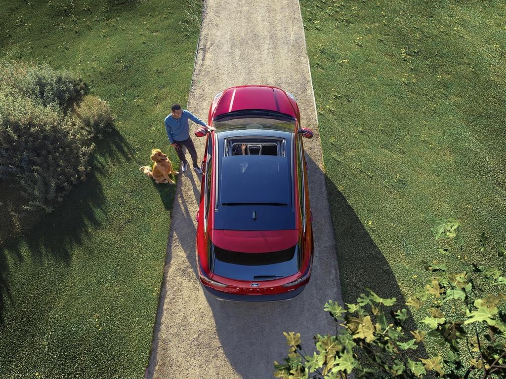 Ford Escape 2020 da co gia ban chinh thuc hinh anh 8