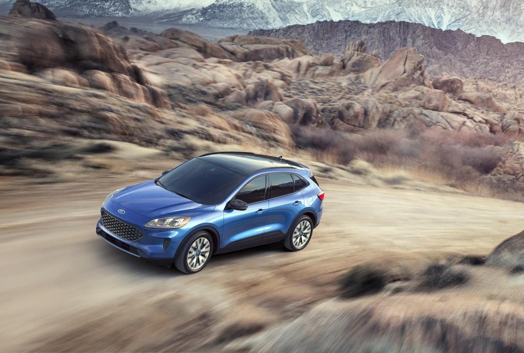 Ford Escape 2020 da co gia ban chinh thuc hinh anh 5