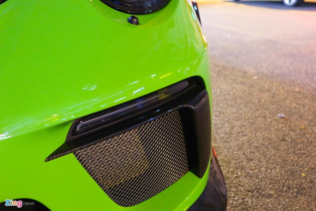 Bo doi Porsche 911 GT3 RS mau doc xuong pho anh 3