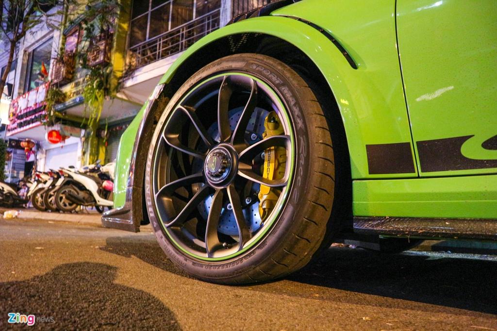 Bo doi Porsche 911 GT3 RS mau doc xuong pho anh 5