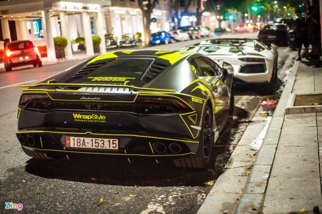 Lamborghini Huracan LP610-4 tung du Car Passion 2019 khoac mau ao moi hinh anh 4