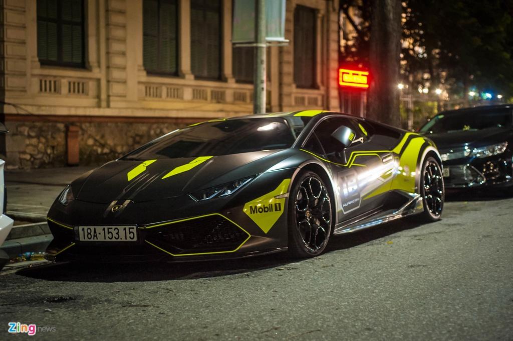 Lamborghini Huracan LP610-4 tung du Car Passion 2019 khoac mau ao moi hinh anh 10
