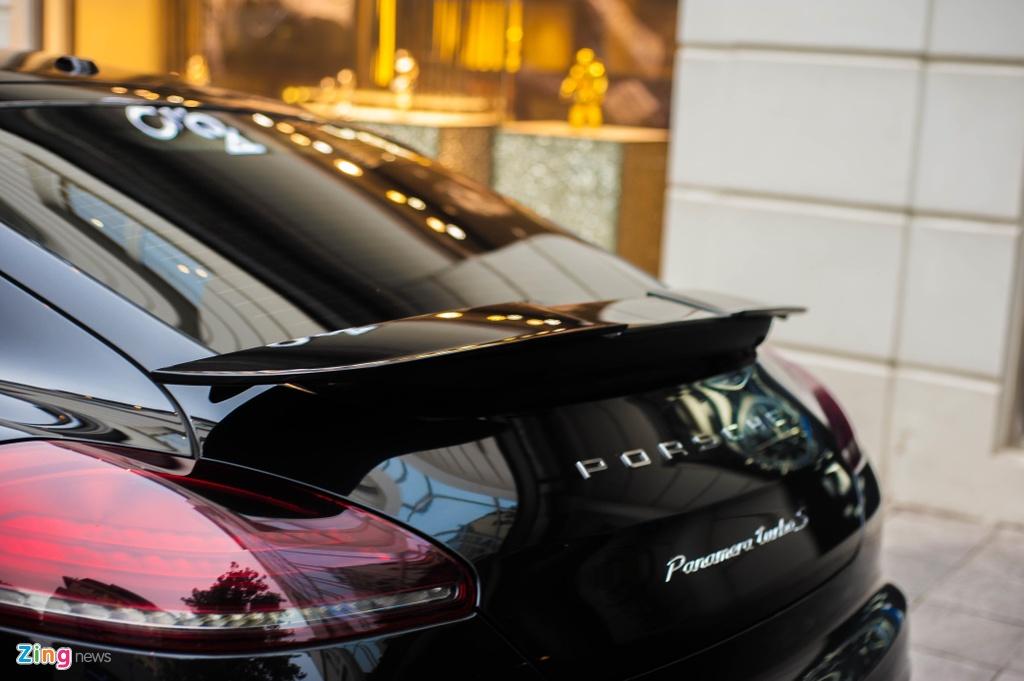 Chiem nguong Porsche Panamera Turbo S Exclusive hang hiem o Ha Noi hinh anh 7